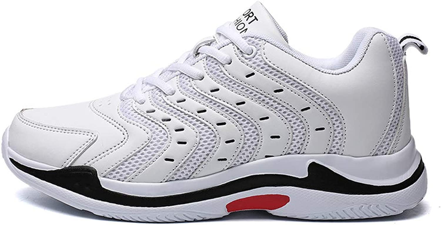 Men's shoes Low-Top Sneakers Lace Up Casual Daily Walking shoes Sports shoes Running shoes Fall New,A,40