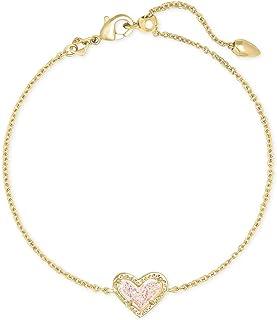 أسورة سكوت آري على شكل سلسلة متصلة على شكل قلب للنساء من كندرا مجوهرات عصرية