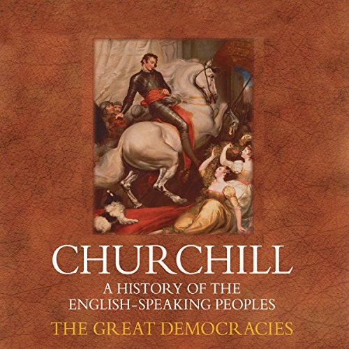 The Great Democracies audiobook cover art