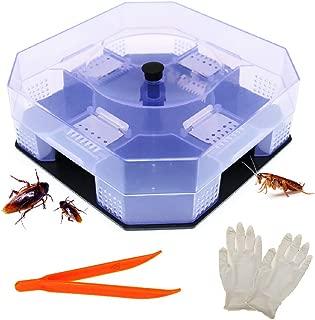 BITEYI Trampa de Cucarachas Ecológico Reutilizable y no Tó