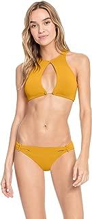 Women's Luca High Neck Bikini Top