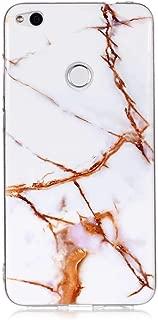 Huawei P8 Lite 2017 ケース, OMATENTI マーブル 美しい薄型 柔らかTPU い ケース, 人気 新製品 滑り防止 衝撃吸収 全面保護 バックケース, 耐摩擦 耐汚れ 落下防止 耐衝撃性 Huawei P8 Lite 2017 用 Case Cover,パターン-6
