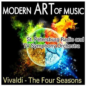 Modern Art of Music: Vivaldi - The Four Seasons