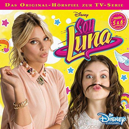 Soy Luna 1.5 & 1.6 (Soy Luna: Staffel 1) Titelbild