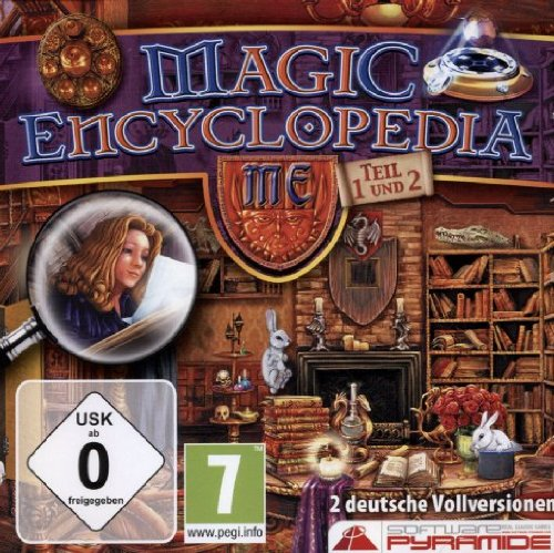 Magic Encyclopedia Teil 1&2