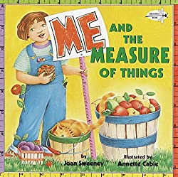me and the measure of things - measurement book