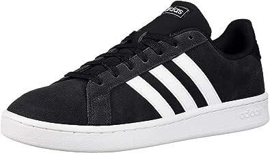 Amazon.com   adidas Men's Grand Court Sneaker   Fashion Sneakers