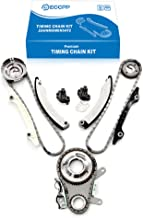 ECCPP TK1105 Timing Chain Kits Fits with Tensioner2002 2003 Dodge Ram 1500 2002 2003 Jeep Liberty