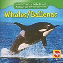 Whales/Ballenas (Animals That Live in the Ocean/Animales Que Viven En El Oceano) (English and Spanish Edition)