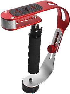 Andoer® Estabilizador Profesional Vídeo de Mano para Cámara réflex digital Videocámara DV de Canon Nikon Sony Pentax