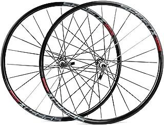 LI-Q 26 Inch Wheel Mountain Bike, Trekking Disc Brakes and Brake Wheels, V-Ring (Front + Rear)