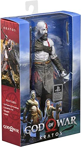 311 God of War 7  Actionfigur Kratos