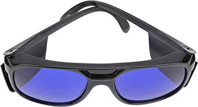 Ball Finder Glasögon, Ball Finder Sportglasögon Män Kvinnor Hitta glasögon med linsrengörare och låda för män Kvinnor Golf...