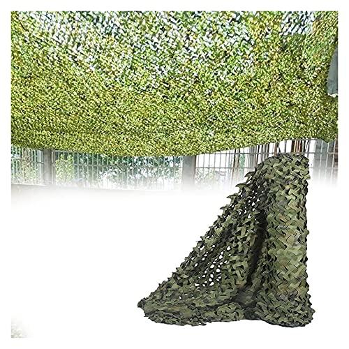2X3m Camo Netting para Niños, Telón De Fondo De Fortnite para Niños, Woodland CAMOUFLAKE Net, Decoración De Sombrillas Redes para El Desierto Militar Camping Disparar La Caza (Size : 1.5x5m(5x16ft))