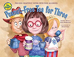 The No Biggie Bunch Peanut-Free Tea for Three