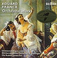 Franck: Orchestral Works by Christiane Edinger (2013-09-06)