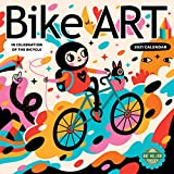 Bike Art 2021 Wall Calendar: In Celebration of the Bicycle