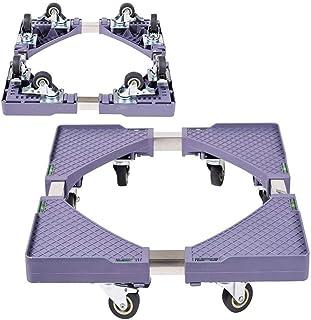 LXRZLS Pièces de sécheuse Accessoires Appareils électroménagers Support Support Mobile Support Haut Lave-Linge Base du réf...
