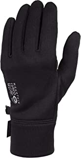 Mountain Hardwear Power Stretch Stimulus Glove Unisex with Touchscreen Compatibility for Everyday