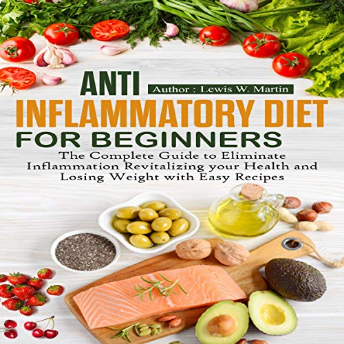 Anti-Inflammatory Diet for Beginners cover art