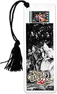 FilmCells Wizard of Oz (Haunted Woods) Bookmark with Tassel and Real 35mm Film Clip