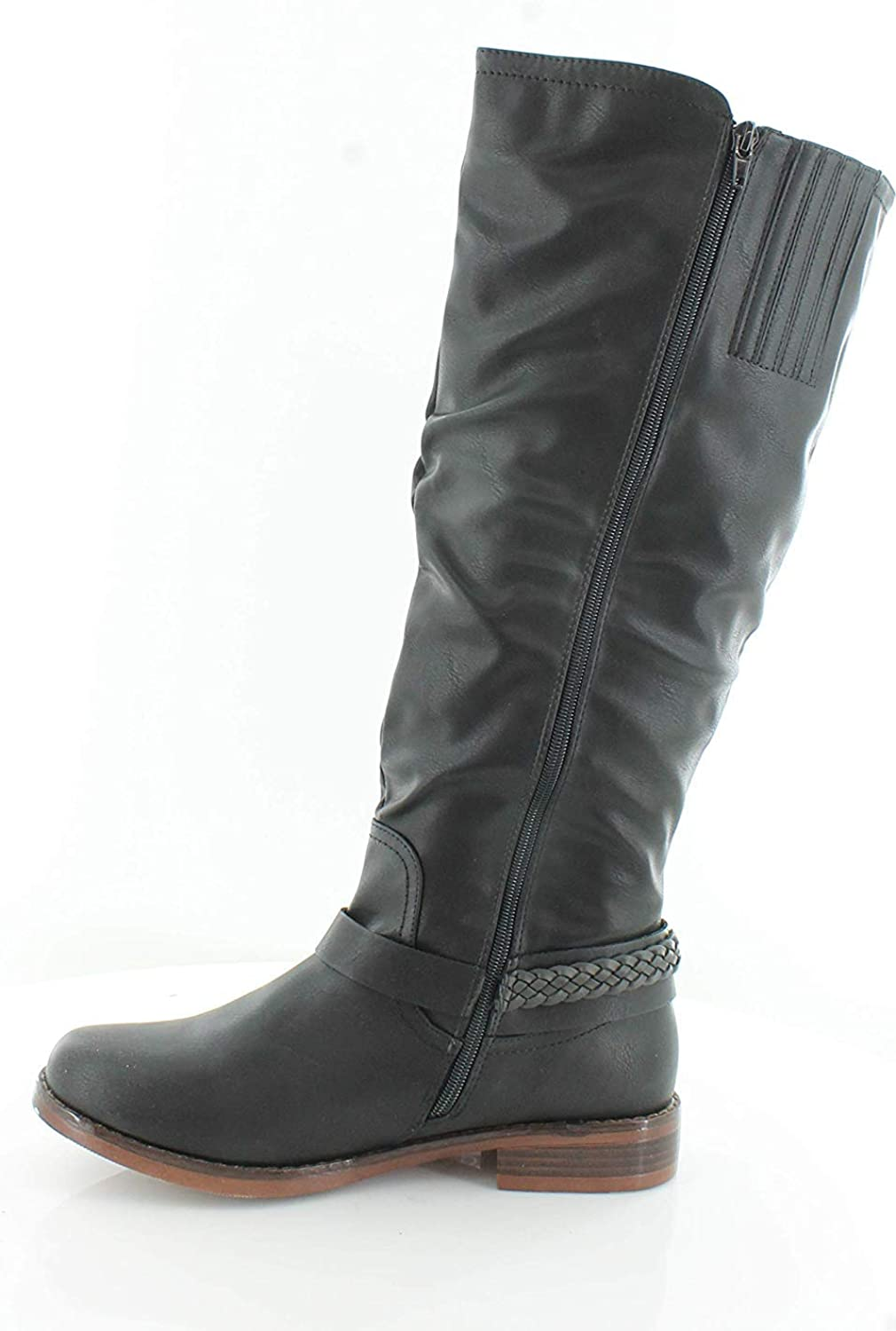 XOXO Mauricia Tall Boots Black 7M