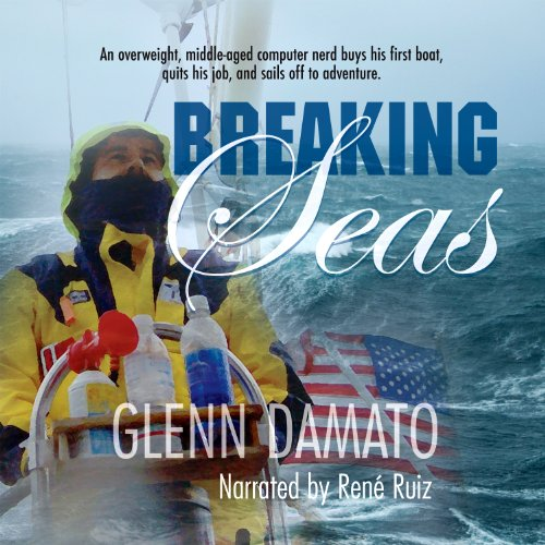 Breaking Seas audiobook cover art