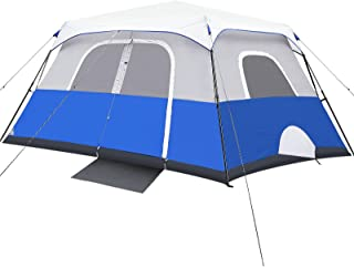 Camping Tent, 6/8/10 Person Instant Cabin Tent, Easy...