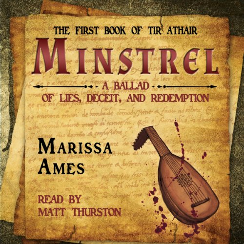 Minstrel audiobook cover art