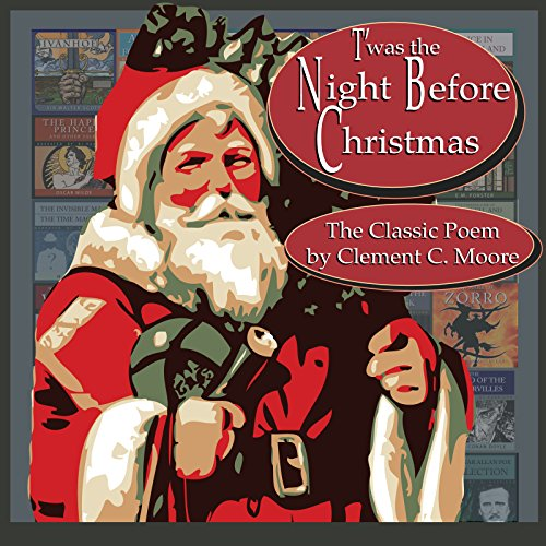 T'was the Night Before Christmas [Classic Tales Edition] audiobook cover art
