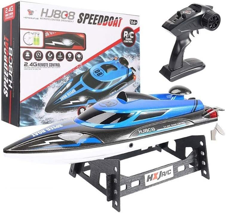AEDWQ Remote Control Boats RC Boat 2.4GHz Speed High 15MPH+ wi Free shipping Beauty products
