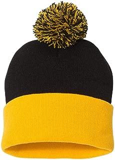 SP15 - Pom Pom Knit Cap