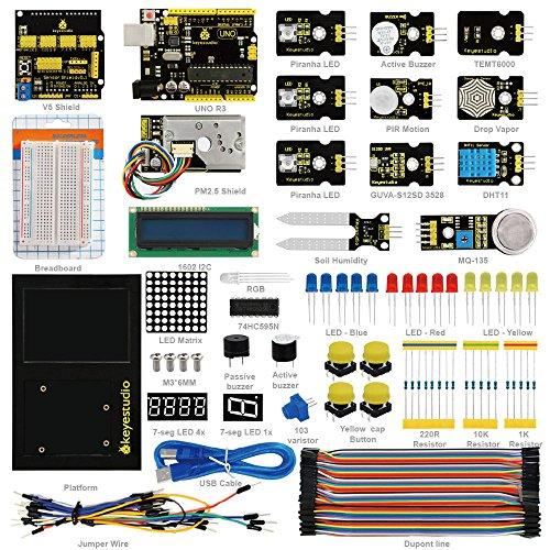 Environment Monitoring Kit for Arduino