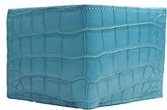 product image for President - Turquoise American Alligator Wallet