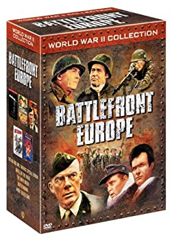 World War II Collection  Volume One - Battlefront Europe  The Big Red One Two-Disc Special Edition / The Dirty Dozen / Battle of the Bulge / Battleground / Where Eagles Dare