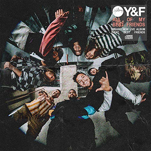 Hillsong Young & Free - All Of My Best Friends (Cd+Dvd)