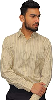 Klick Formal Shirt Made with fine Fabrics of Blended Cotton-KLS-3034