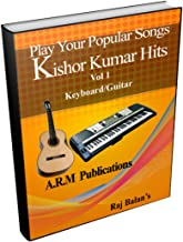 KISHORE KUMAR HITS FOR KEYBOARD GUITAR