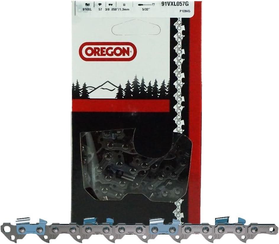 2 Genuine Oregon Saw Chain 91VXL057G 16