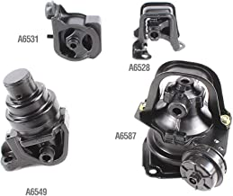 DNJ MMK1008 Complete Engine Motor & Transmission Mount kit for 1994-1997 / Honda/Accord / 2.2L / Auto Trans.