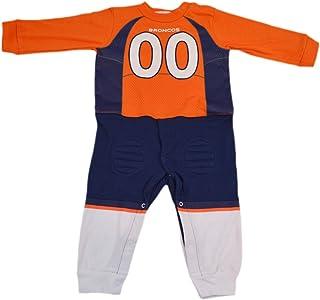 GERBER Official National Football League Fan Shop Authentic NFL Baby Team Uniform Romper