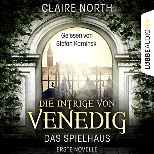 Die Intrige von Venedig cover art