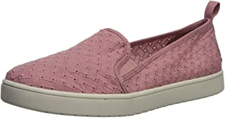 Koolaburra by UGG Girls' K Kellen Slip ON Sneaker, ASH Rose, 5 Medium US Big Kid