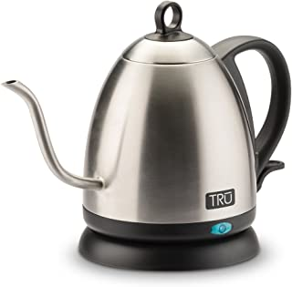Pour Over Goose Neck Electric Kettle