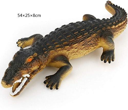 gikmhyb Baby-Geburtstagsgeschenk des Festen Dinosaurierspielzeugtiersimulationsmodells des Kindes Solides,E