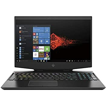 "HP OMEN 15-dh1054nr 15.6"" Gaming Laptop; i7-10750H, 16GB DDR4 Memory, 512GB SSD, Nvidia GeForce 1660Ti"