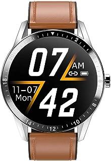 Gymqian Smartwatch G20 Inteligente a Prueba de Agua Reloj de Los Hombres de Presión Arterial Llamada Bluetooth Moda Pulseras Rastreador de Ejercicios Deportes Reloj Smart Watch rega