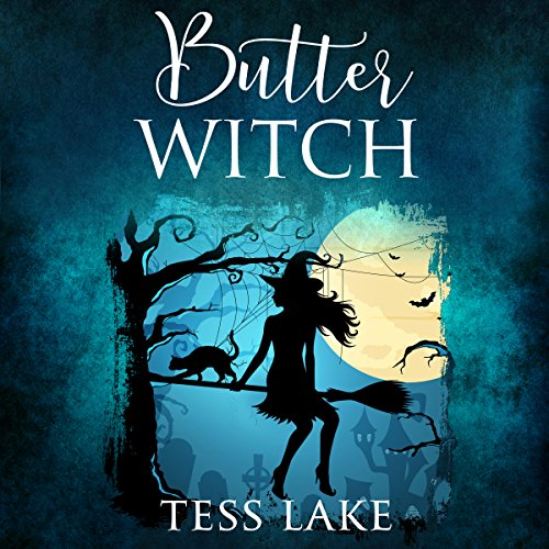 Butter Witch audiobook cover art