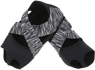 Tbest Calcetines de Yoga Antideslizantes para Mujeres,