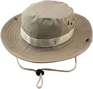 Outdoors Large Brimmed Fishing Hats Sun UV Protection Quick Drying Bucket Hat Bonnie Cap for Hiking Camping Traveling